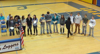 LHS Winter Awards Assembly