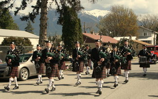 Kimberley Pipe Band