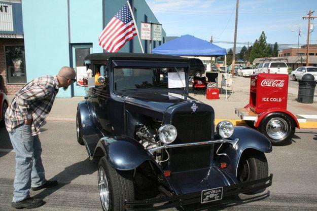 1930 chevy 4 door sedan libby news montana for 1930 chevrolet 4 door sedan