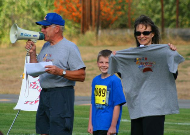 newest collection 94429 2159d T-shirt contest winner Jay Beagle - Libby News, Montana