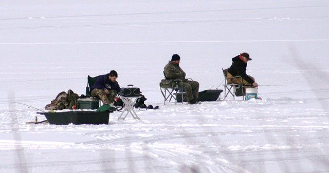 Libby montana visitor information guide for Ice fishing derby
